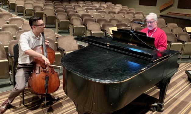 Organ concert at Saint Paul's Universalist Church