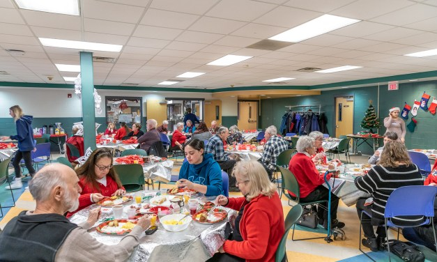 31st Annual Senior Citizen's Breakfast held at the Middle/High School