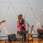 Natalie Forteza wows crowd again with Christmas performance at ArtDoor Gallery
