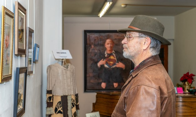 MVCA has annual faculty/student art show opening reception