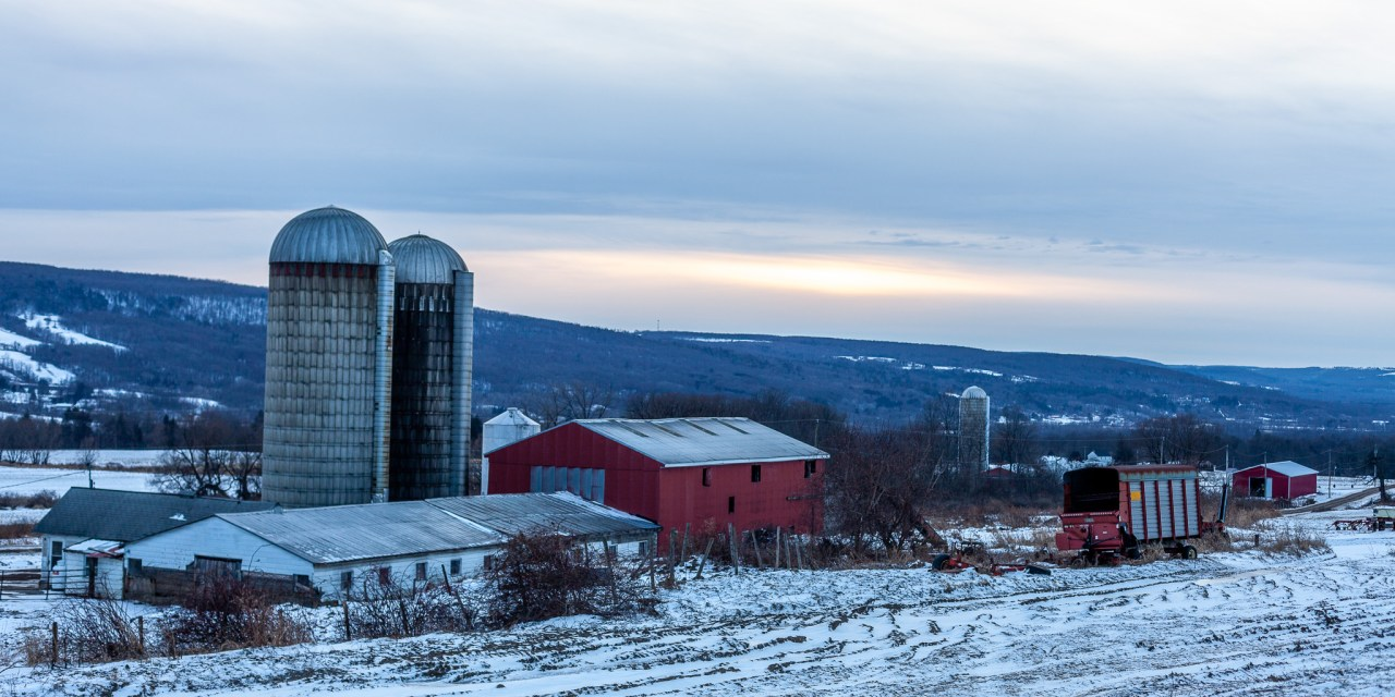 Cuomo announces tax benefits for farmers