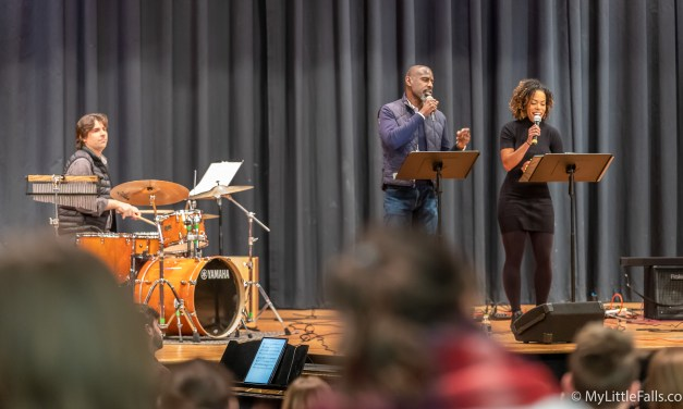 Students exposed to music with concerts and workshops