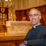 New Priest at Holy Family Parish arrives during trying times