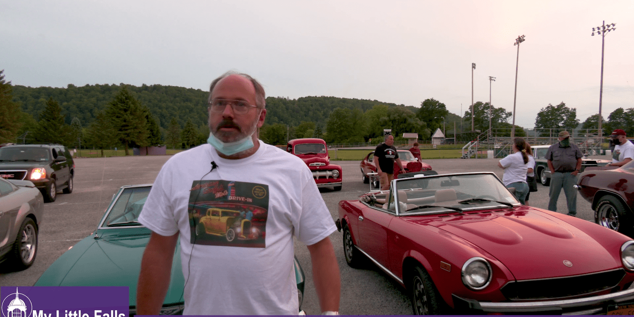 Cruise In goes to Rock City Reels