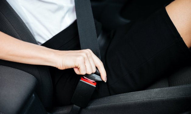 Legislation now requires seat belts for passengers 16 and older
