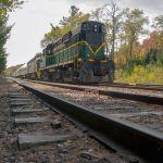 Removal of railroad tracks between Tupper Lake and Lake Placid begins