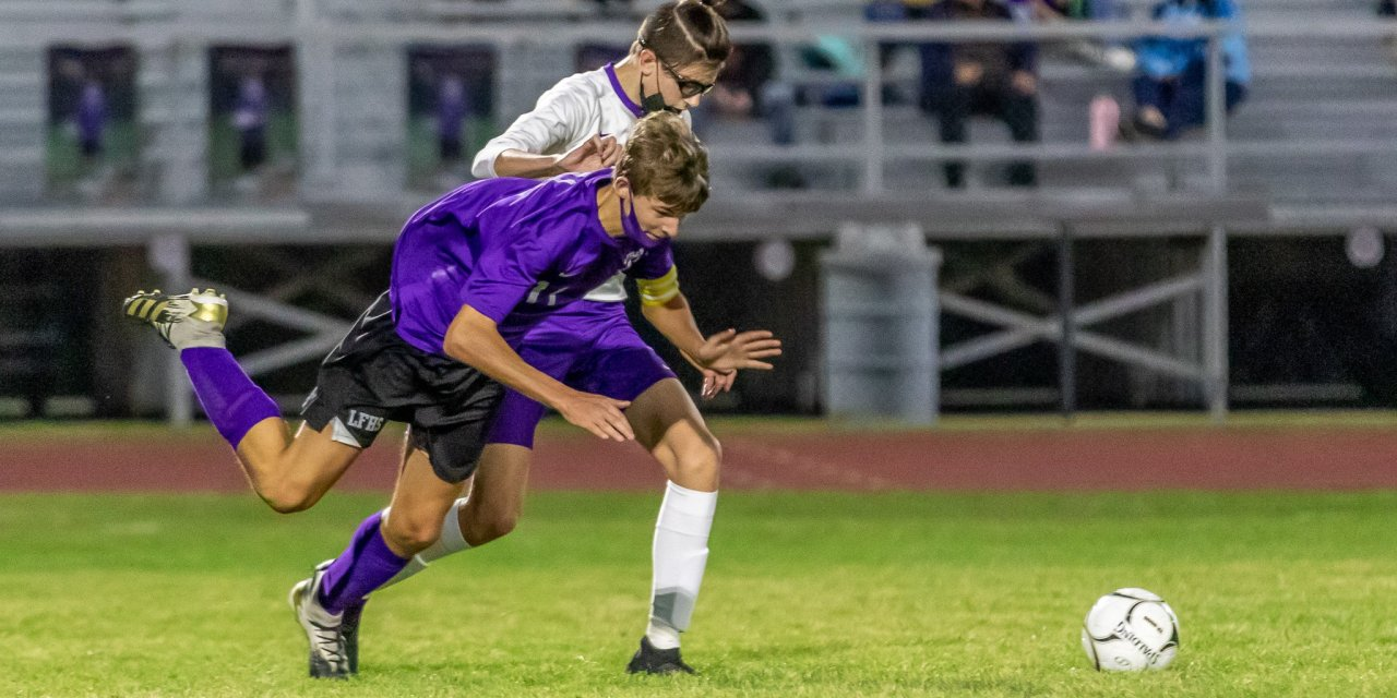 Little Falls Boys soccer slips in loss to West Canada Valley