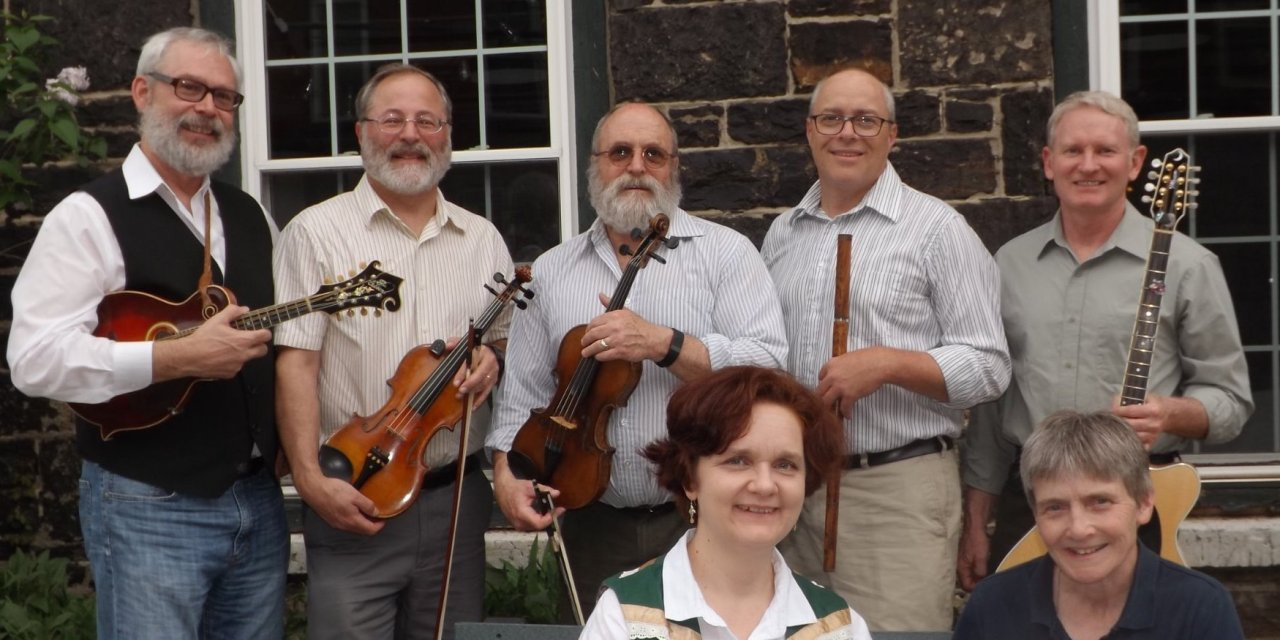 Traditional Irish performers will be virtual on Nov 11th