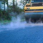 Road Work Report for the Week Beginning October 25, 2021