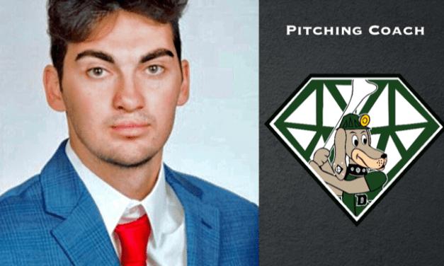 DiamondDawgs name new pitching coach