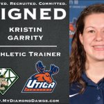 DiamondDawgs sign athletic trainer