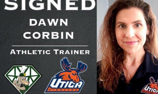 DiamondDawgs sign athletic trainer