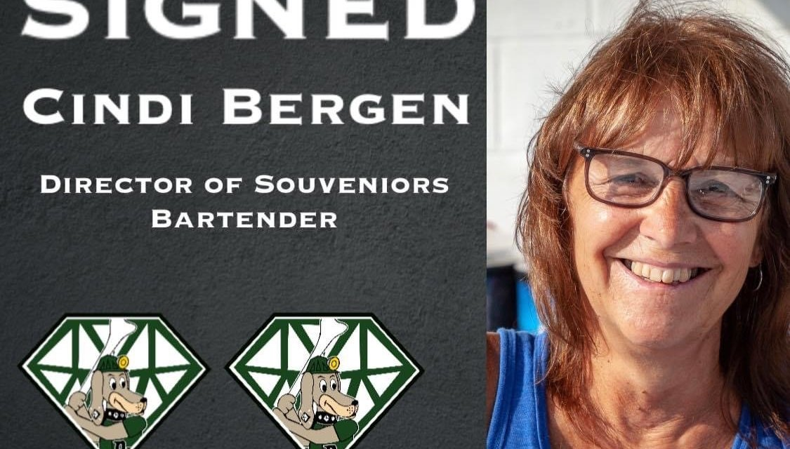DiamondDawgs sign Bergen