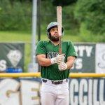 Rose Fragrant, Cranks Home Run in Sweep Of Watertown