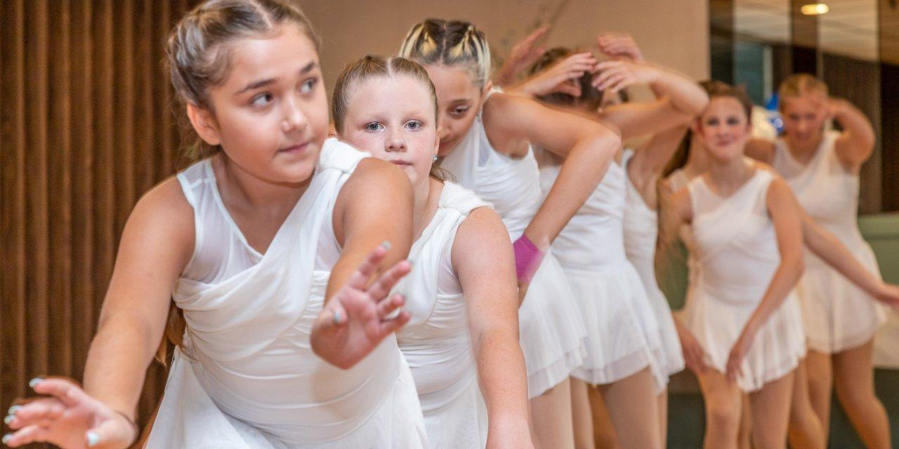 Just Dance Studio holds summer recital