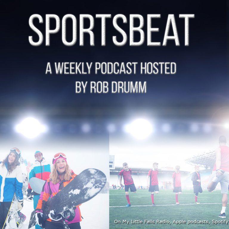 Sportsbeat with Rob Drumm Episode 0029