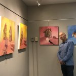 Schenectady artist featured at the Little Falls Public Library