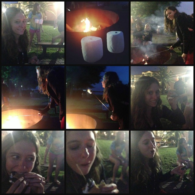 smore collage