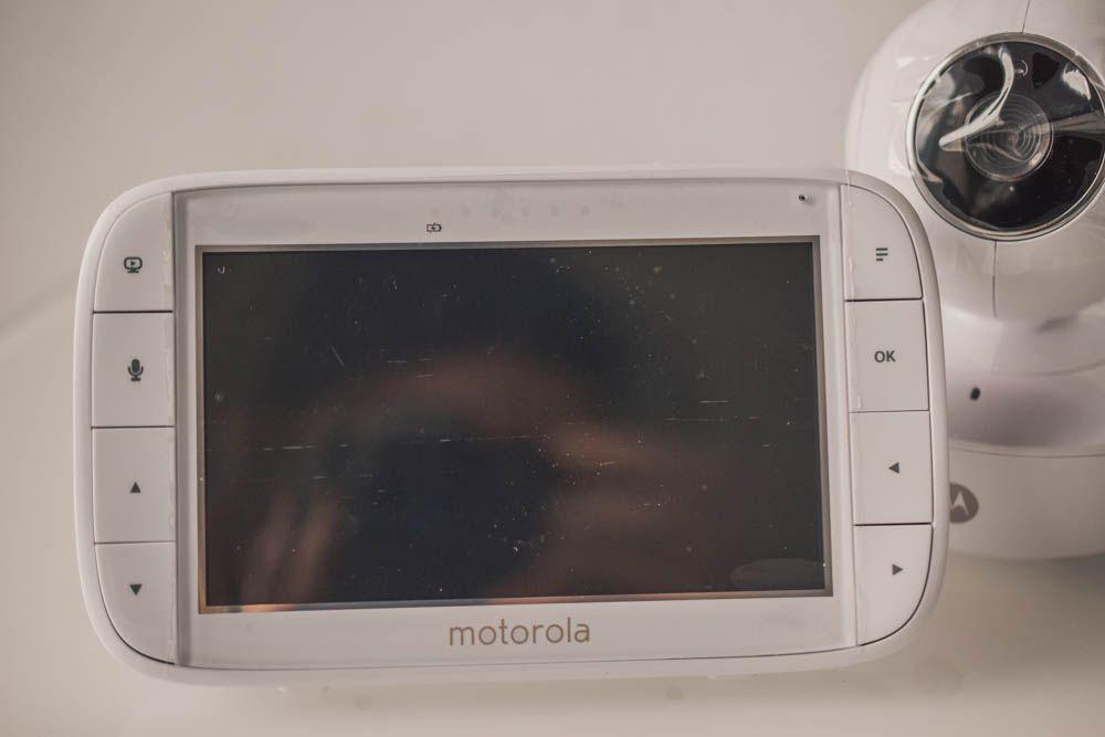 Vigilabebés Motorola MBP 50