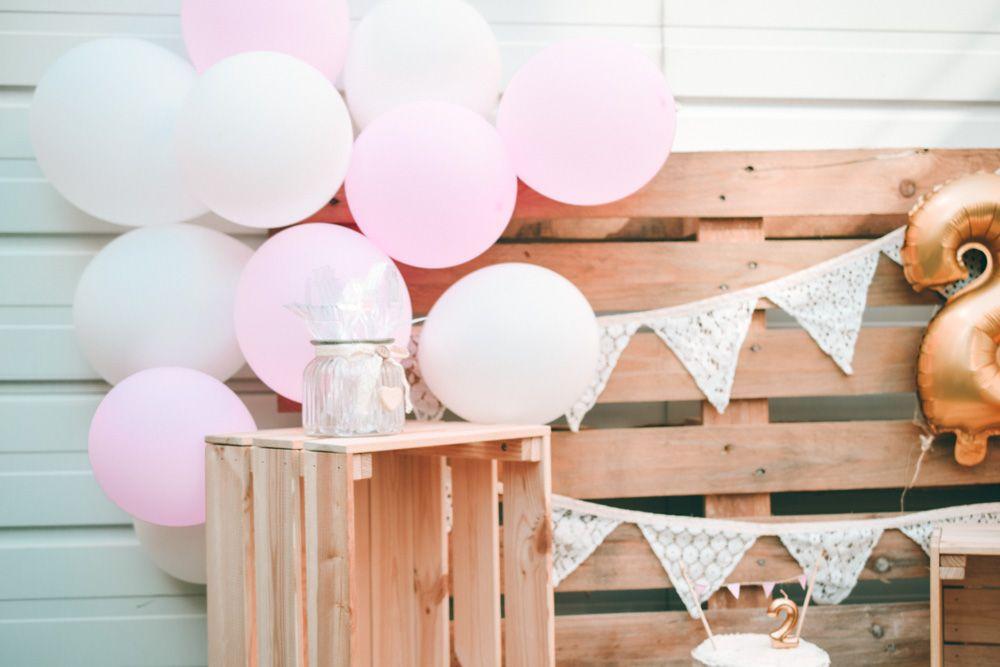 Globos decoración cumpleaños