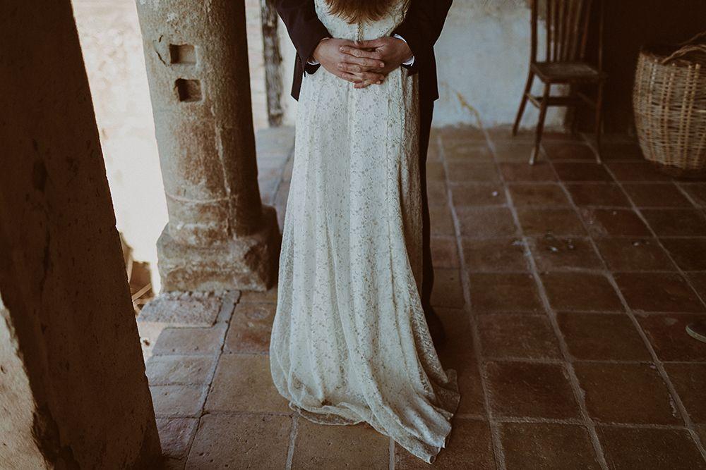 boda en masia otoño