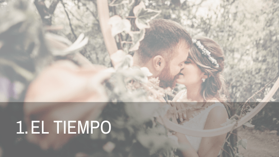 Consejos para una boda en el bosque