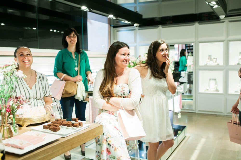 Bloggers de Bodas Evento Tous Bridal