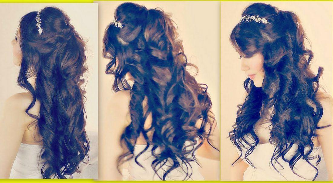 pelo suelto novia