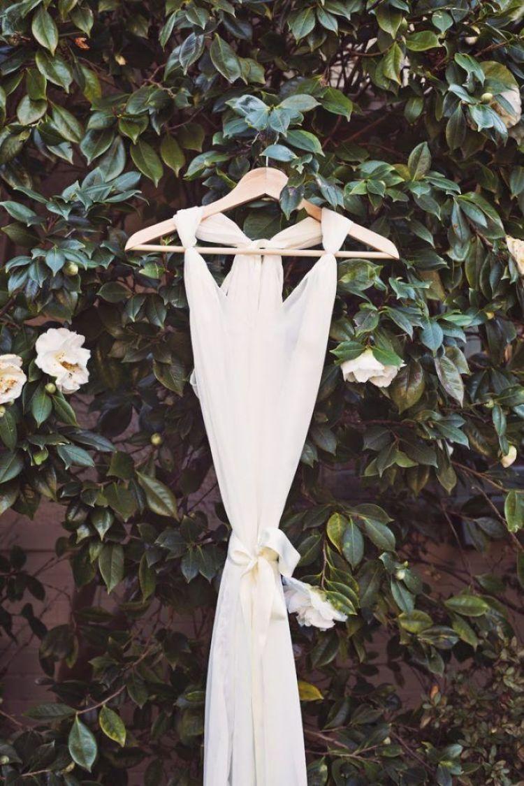 tutorial vestido de novia bohemio