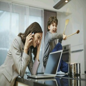 """When your child won't stop interrupting – Bring in the """"Excuse me"""" Rule"""
