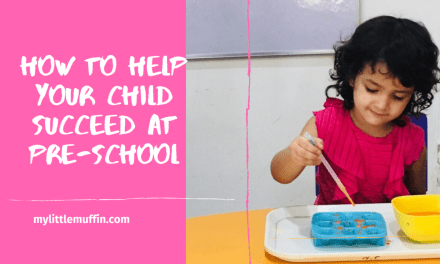 How to help your child succeed at preschool