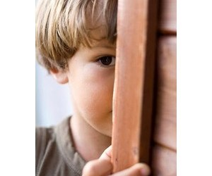 Stop feeling sorry if you have a Shy Child..