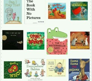 Here are the best Read aloud Books for your 0-3 year old muffin