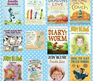 12 Fun LAUGH-OUT-LOUD Reads to have a laughing session with your child
