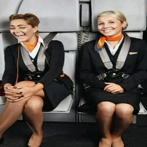 Fun April Fool's day pranks to pep up a Flight Attendants day !!!