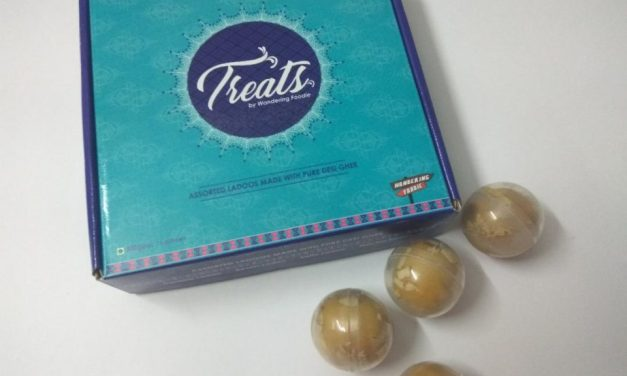 Wandering Foodie Sweets – Takes the guilt out of the guilty pleasure