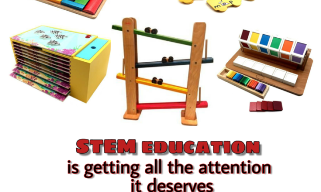 STEM education is getting all the attention it deserves   Skola toys