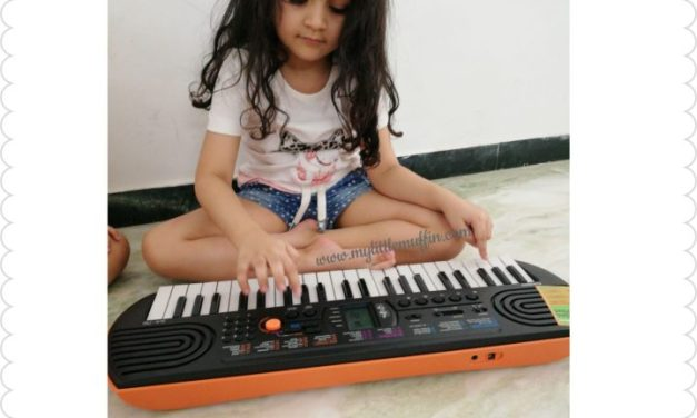 Casio Mini Keyboard- Bringing families together since Decades