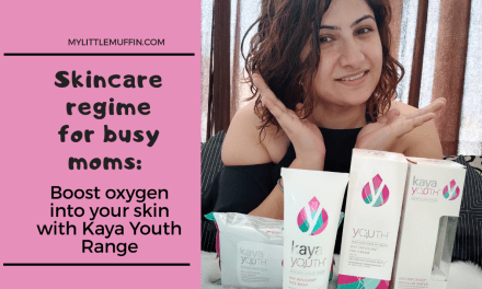 Skincare regime for busy moms: Boost oxygen into your skin with Kaya Youth Range