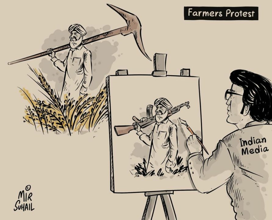 support the Farmers
