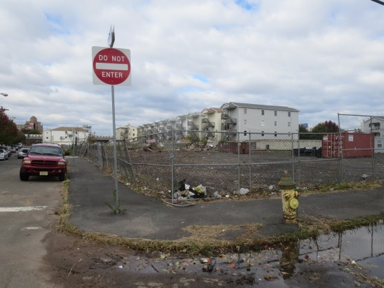 Bayonne Boxes and Empty Lots