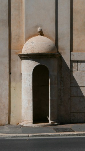 Quirinal Guardhouse