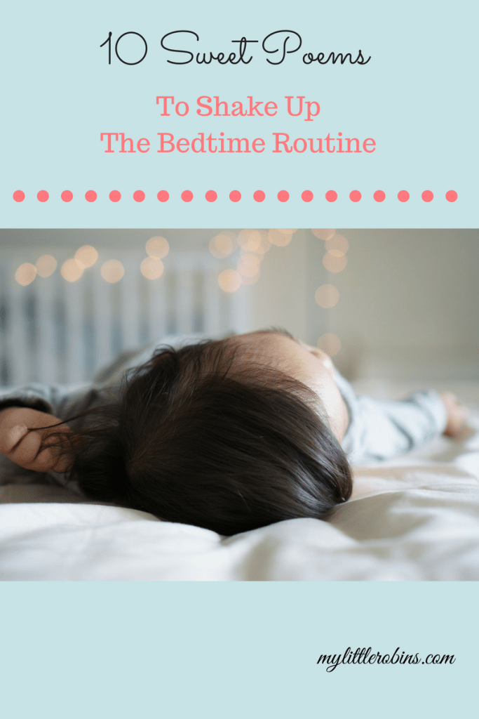 Classic Bedtime Poems