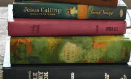 Preschool Bible Reading Plan: Genesis