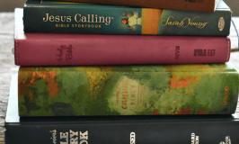 Preschool Bible Reading Plan: Genesis