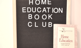 Join us for our winter book club reading Home Education by #Charlottemason