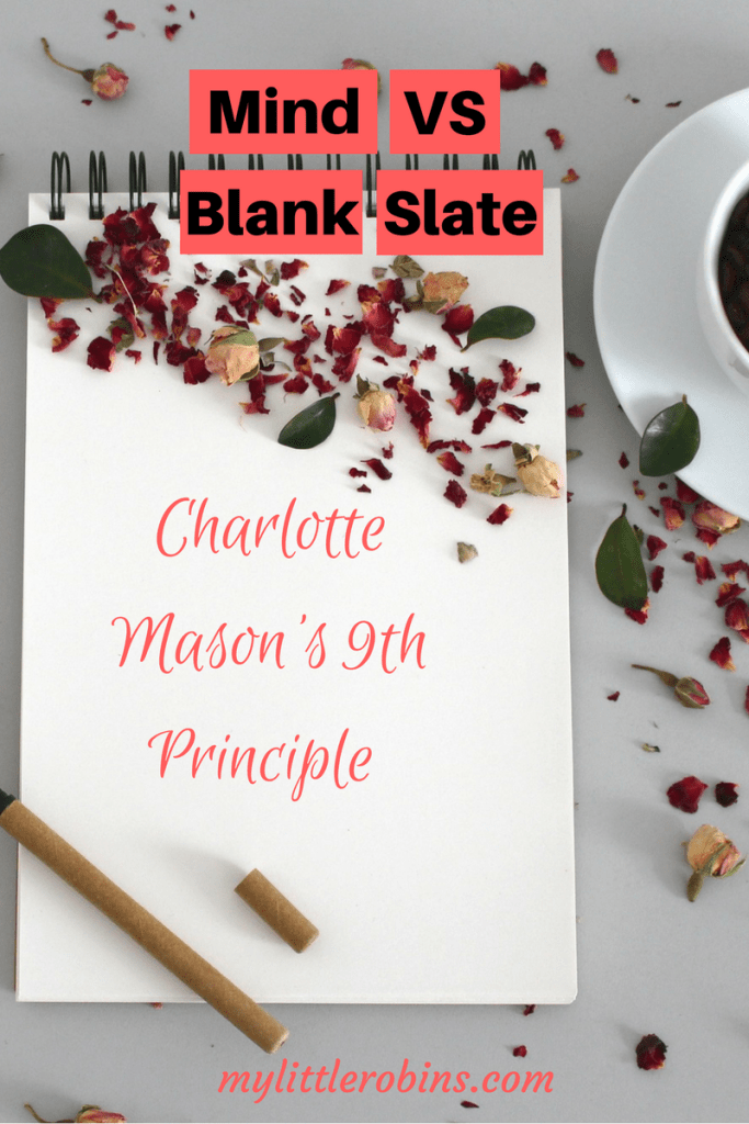 #Charlottemason Her 9th principle says that we shouldn't look at a child's mind as something to be filled up. #homeschool