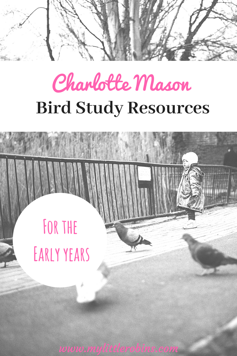 #CharlotteMason #birdstudy for the early years is a long process!