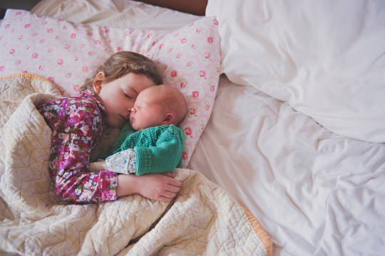 newborn, baby, siblings, project, photographer,