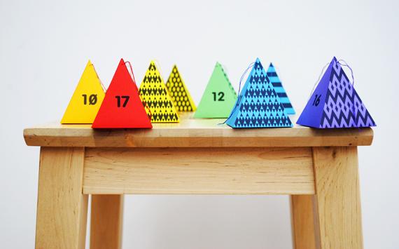 advent calendar printable ideas